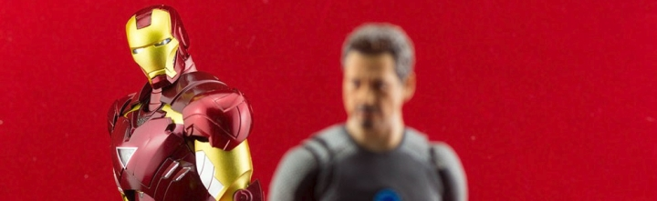 S.H. Figuarts Iron Man MK VI Review (500 words orless)