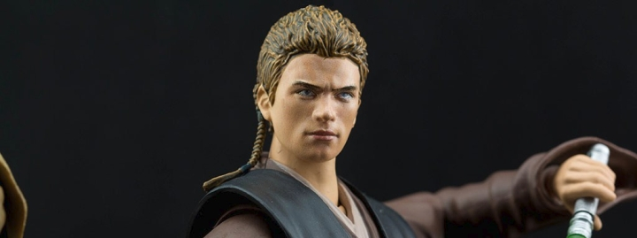 S.H. Figuarts Anakin Skywalker Review (500 Words orLess)