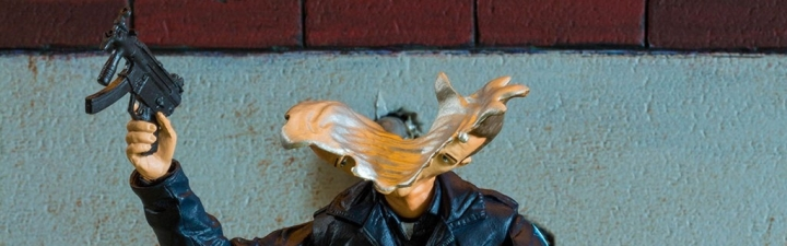 NECA T-1000 Motorcycle Cop Review (500 Words orLess)
