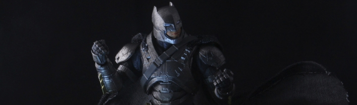 In Retrospect – Mafex Armored Batman