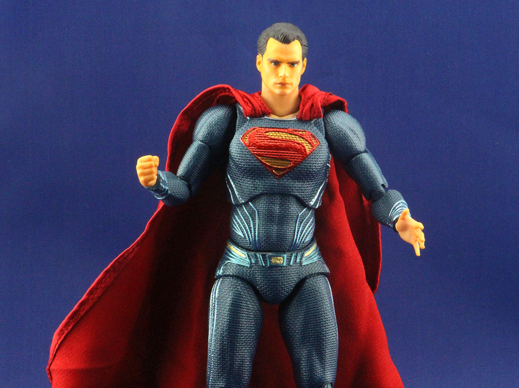 Mafex Dawn of Justice Superman