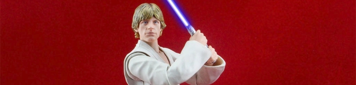 S.H. Figuarts A New Hope Luke Skywalker Review (600 Words or Less)