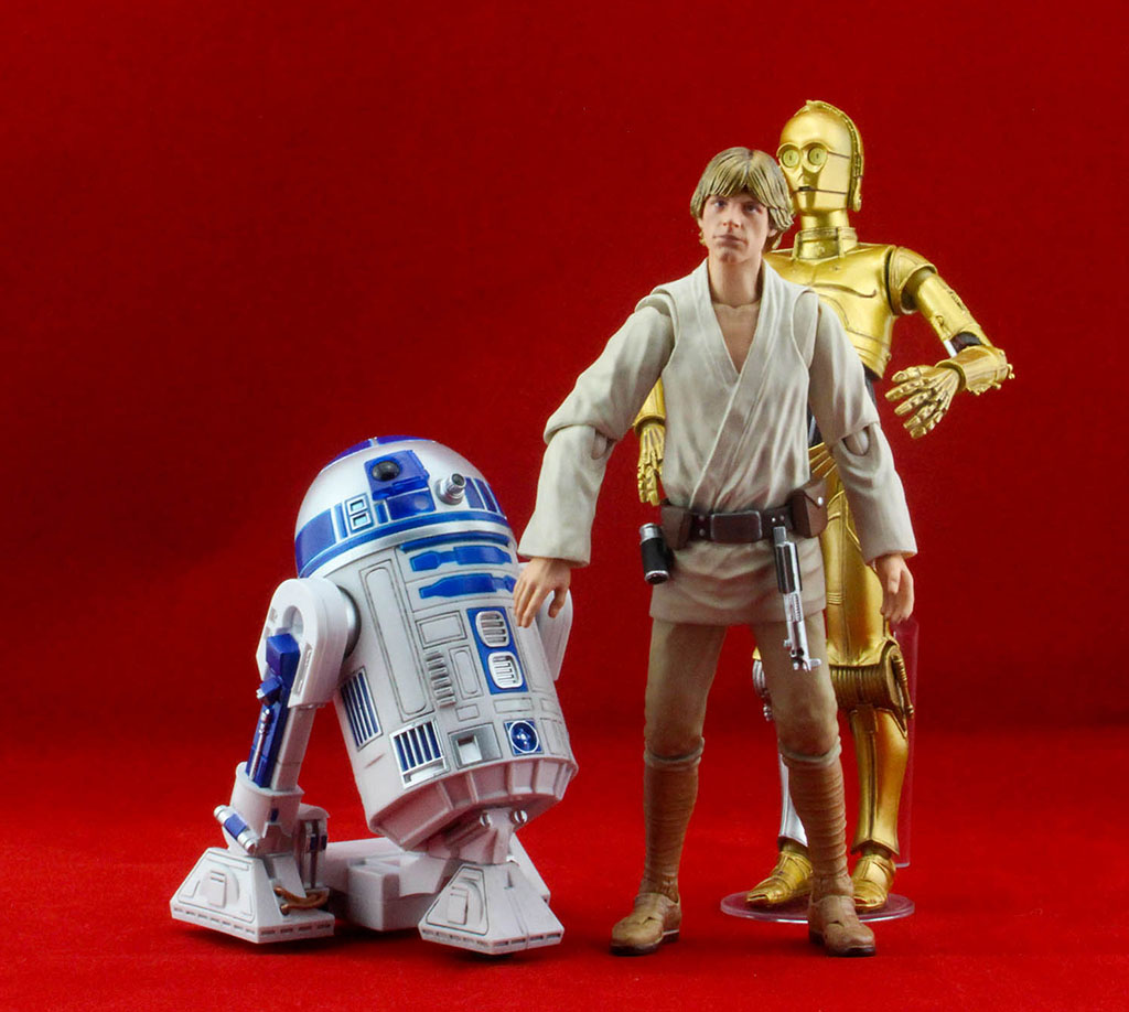 Figuarts Luke Skywalker (A New Hope)