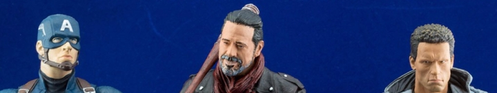 Negan (The Walking Dead TV) McFarlane 7″ Action Figure Review