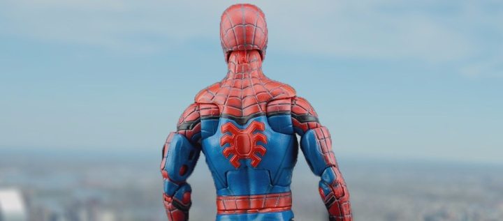 """Marvel Legends """"Tech Suit"""" Spider-Man Review (500 Words orLess)"""