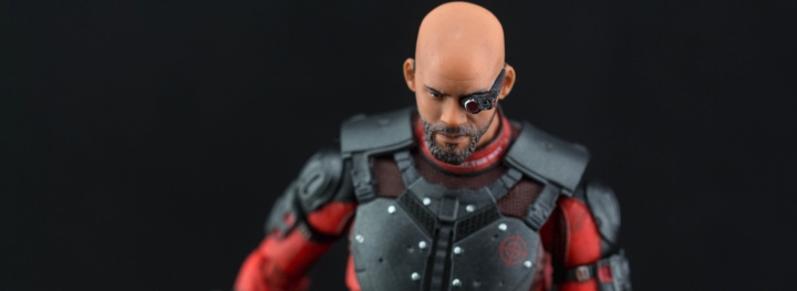 Mafex Deadshot Review (600 Words orLess)