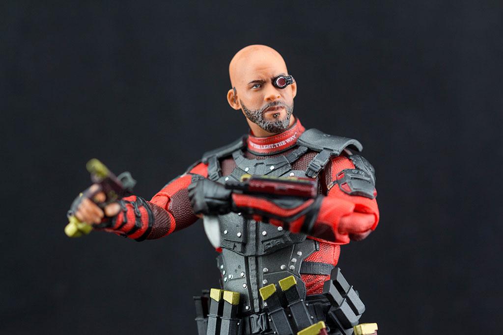 Mafex Deadshot