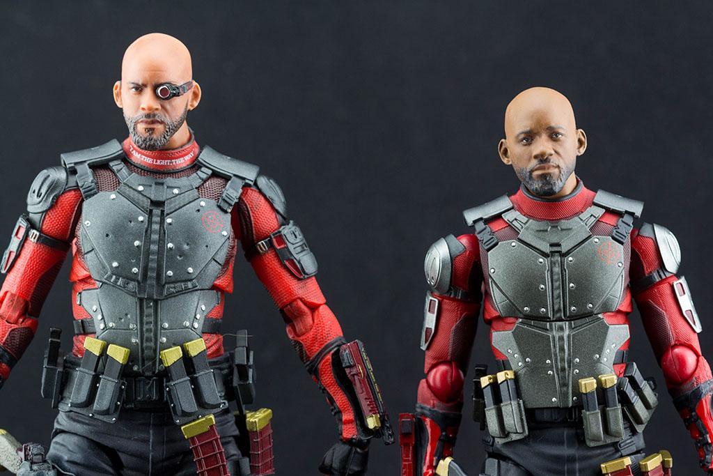 Mafex Deadshot Figuarts Deadshot