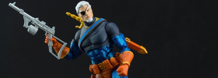 DC Icons Deathstroke Review (600 Words or Less)