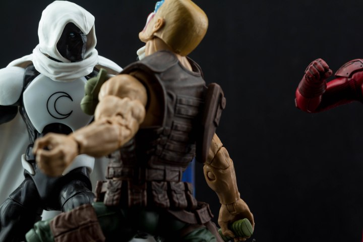 Marvel Legends Moon Knight review (600 Words or Less)
