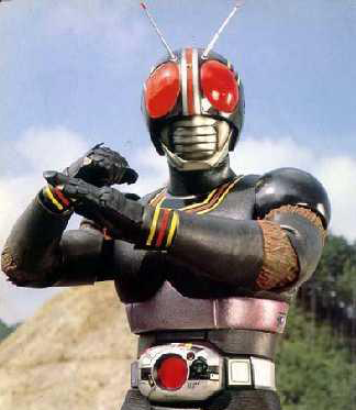 Masked Rider Black 90's Filipino Dubbed Japanese Tokusatsu IBC Retro Pilipinas Feature