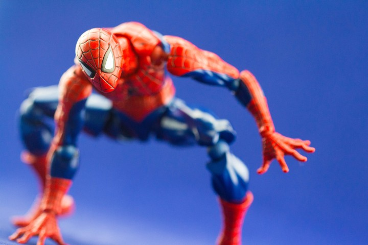 Revoltech Spider-Man Review (1000 Words or Less)