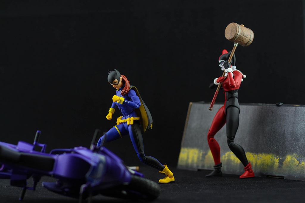 DC Icons Batgirl