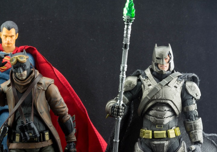 Mafex Armored Batman