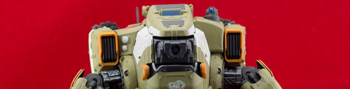 In Retrospect: McFarlane Toys BT-7274 with Pilot Jack Cooper Deluxe Box