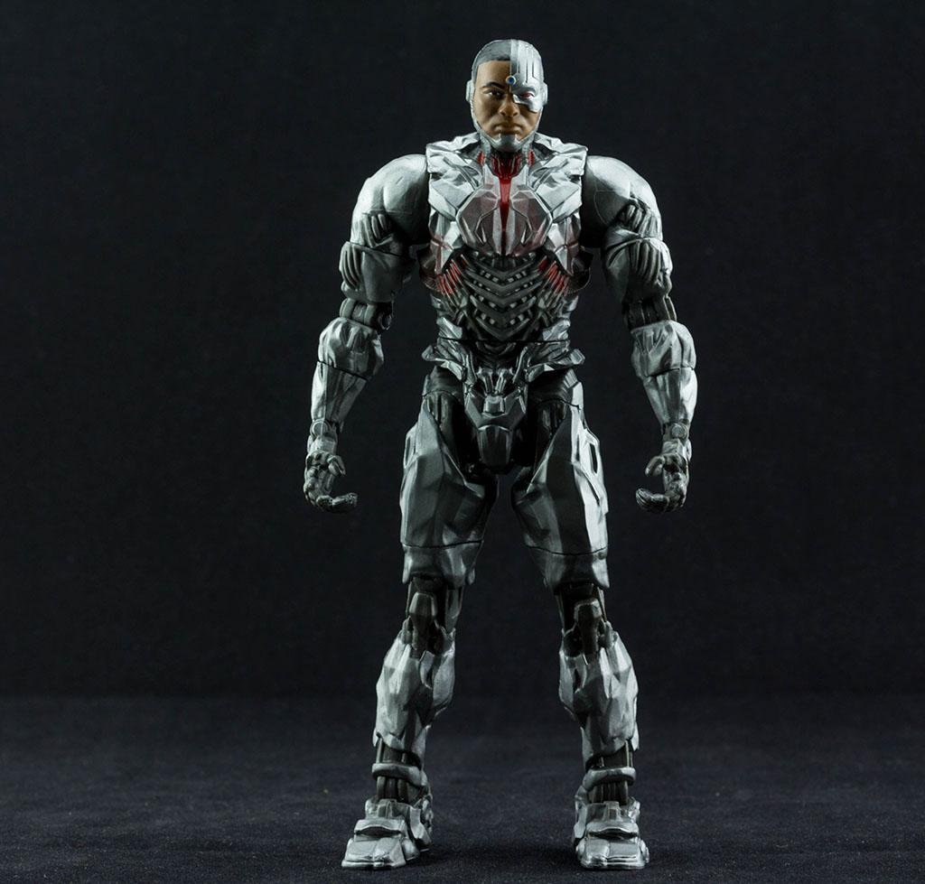 DC Multiverse Cyborg