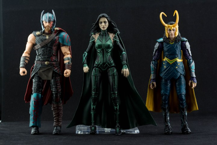 Marvel Legends Thor Ragnarok Wave Review