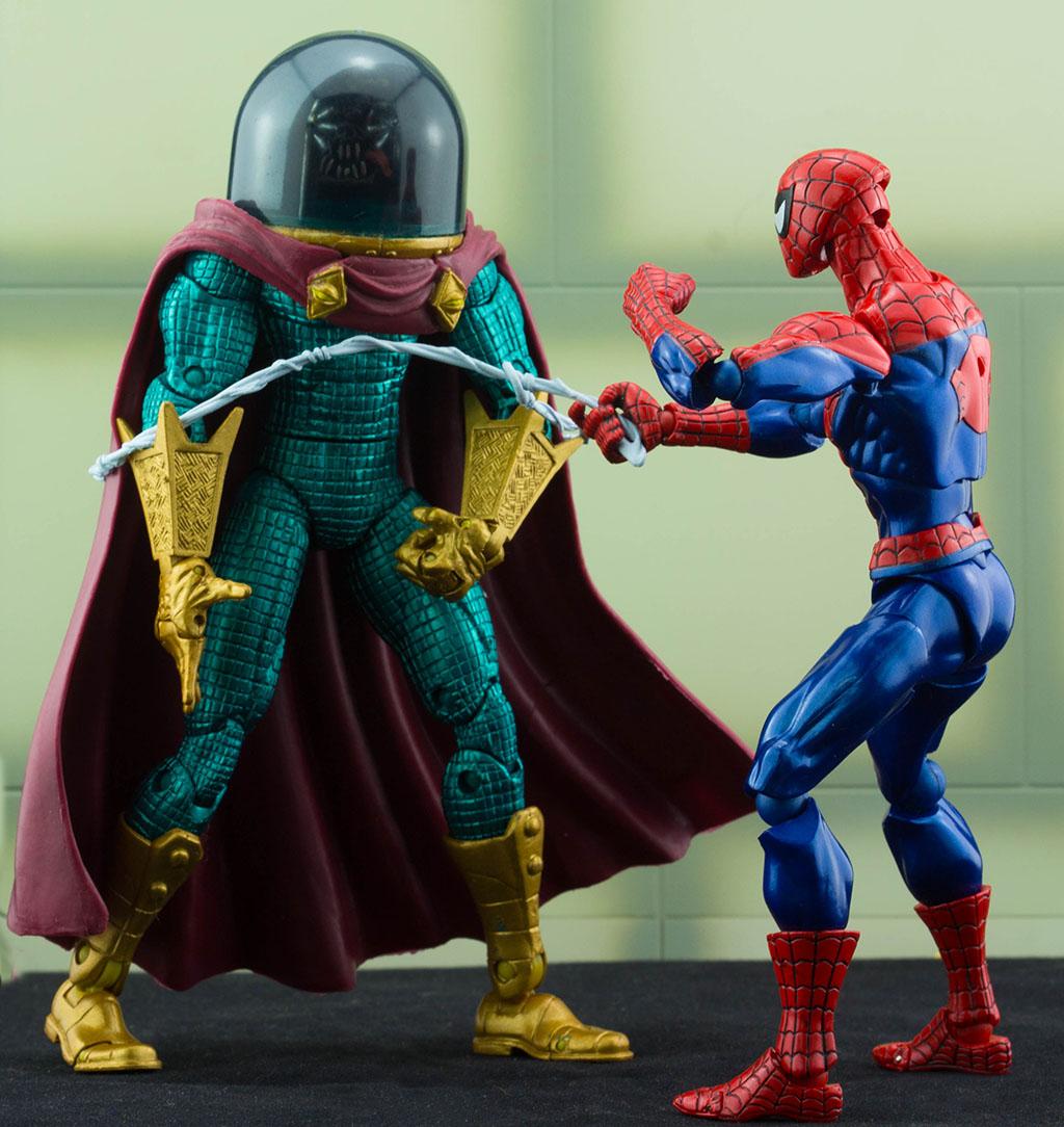 Amazing Yamaguchi Revoltech Spider-Man