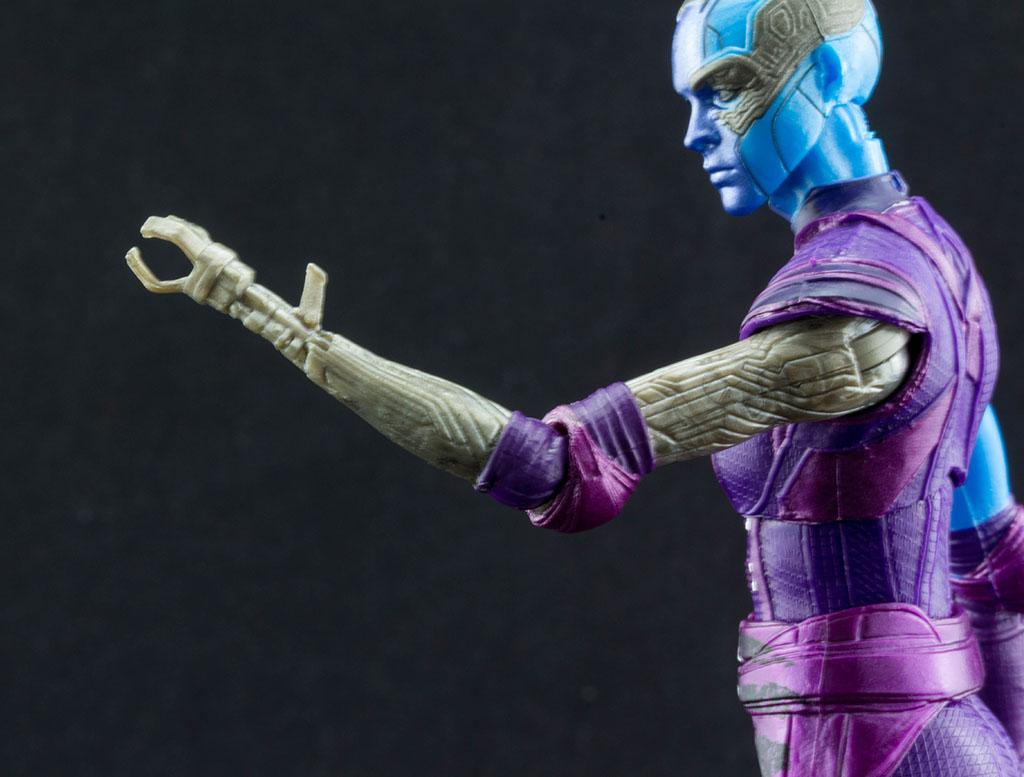 Marvel Legends Nebula