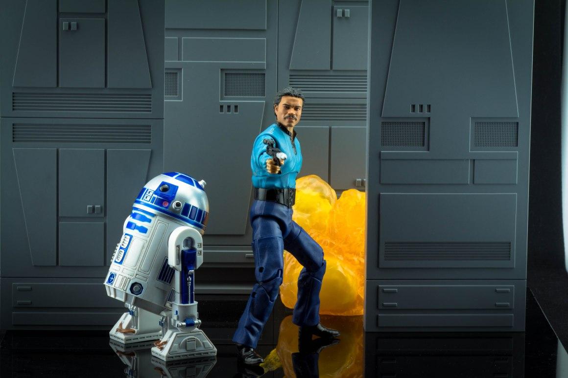 OLDBOY CTTS Custom Lando