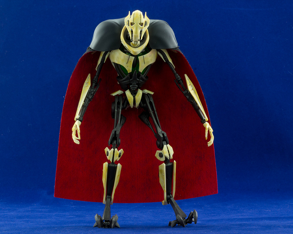 Bandai General Grievous Model